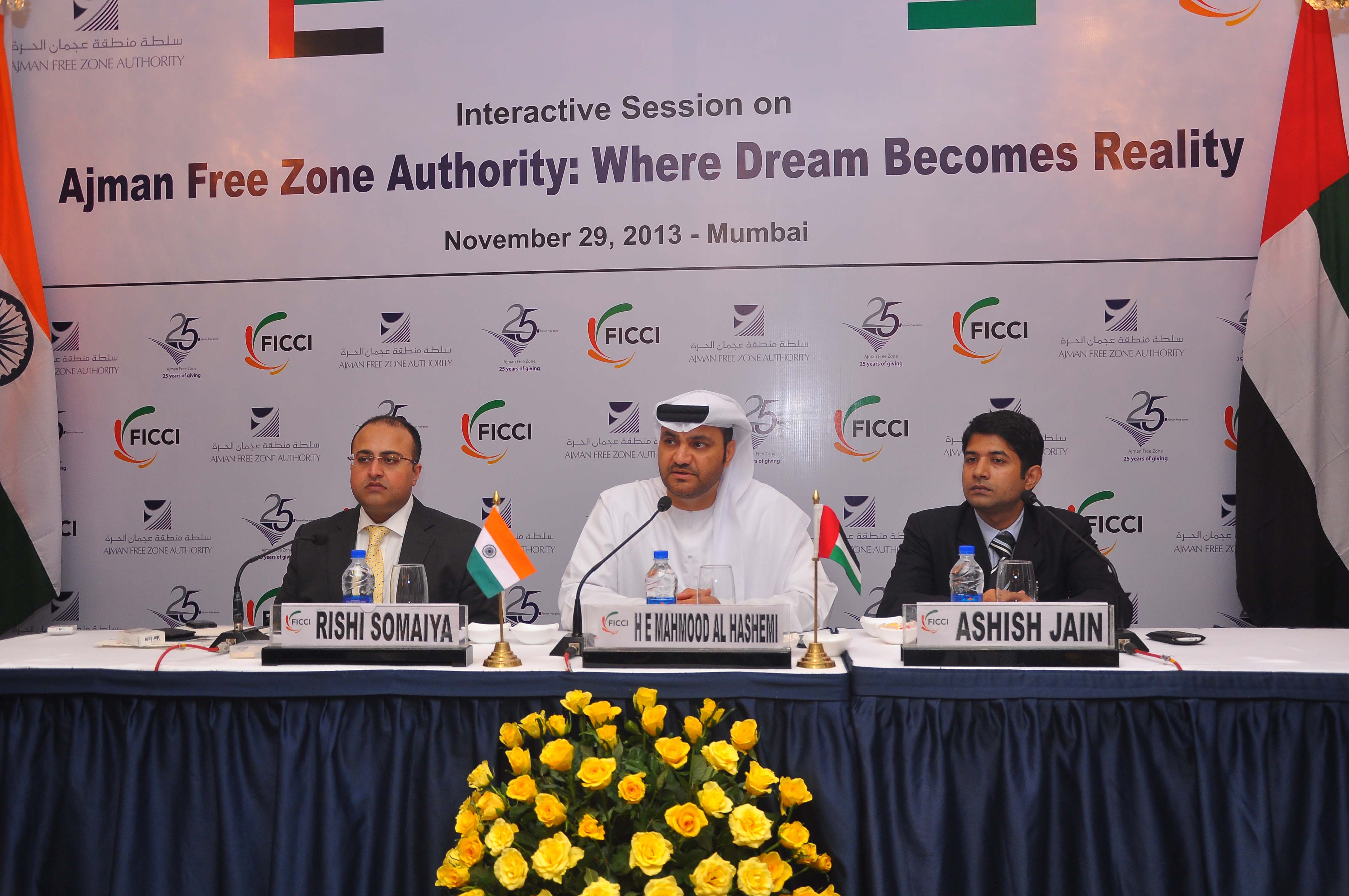 Ajman Free Zone recently appointed an Indian firm based in