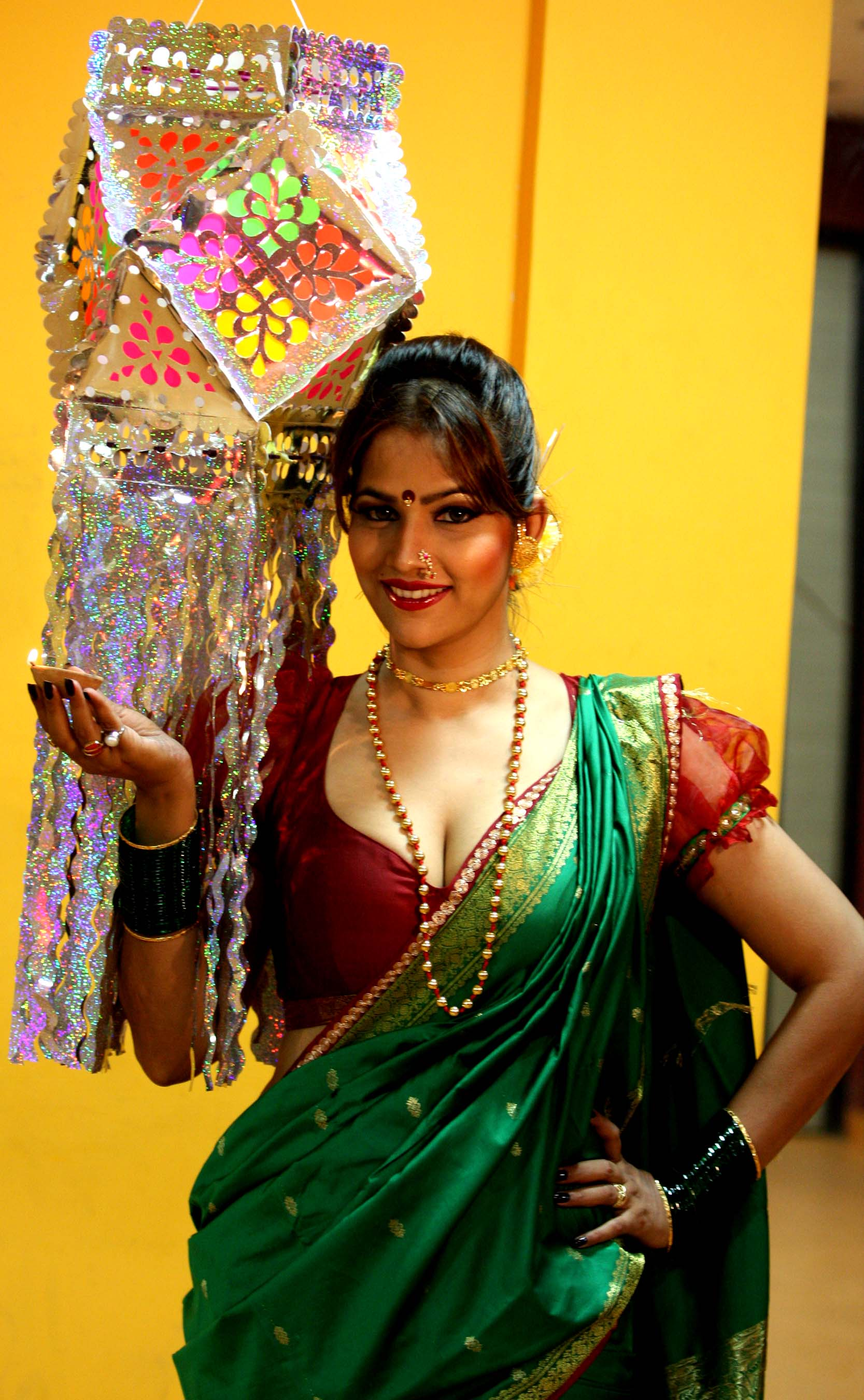 South indian mature