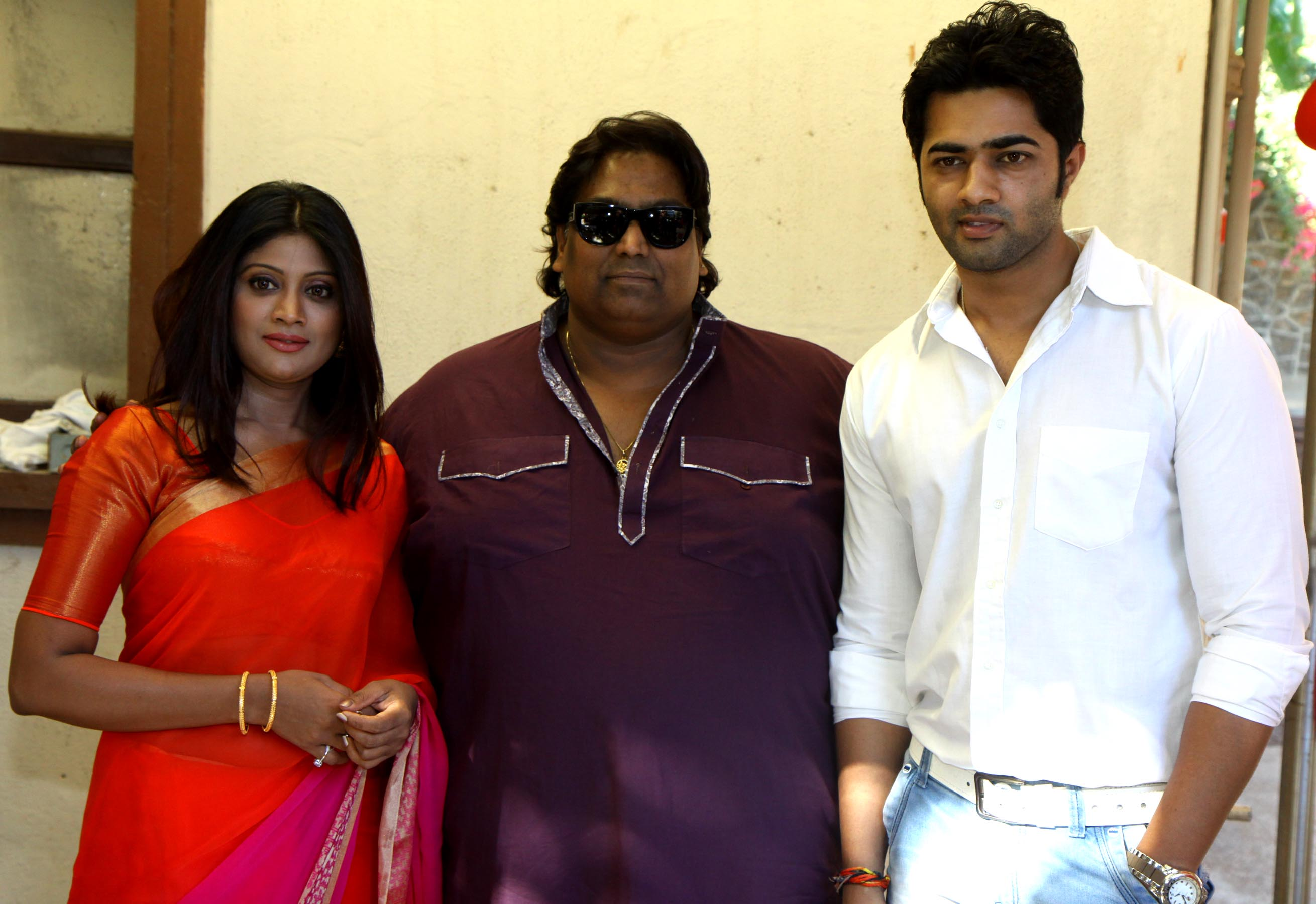 Ganesh Acharya Launched The Audio Of Film Anuradha At Bal