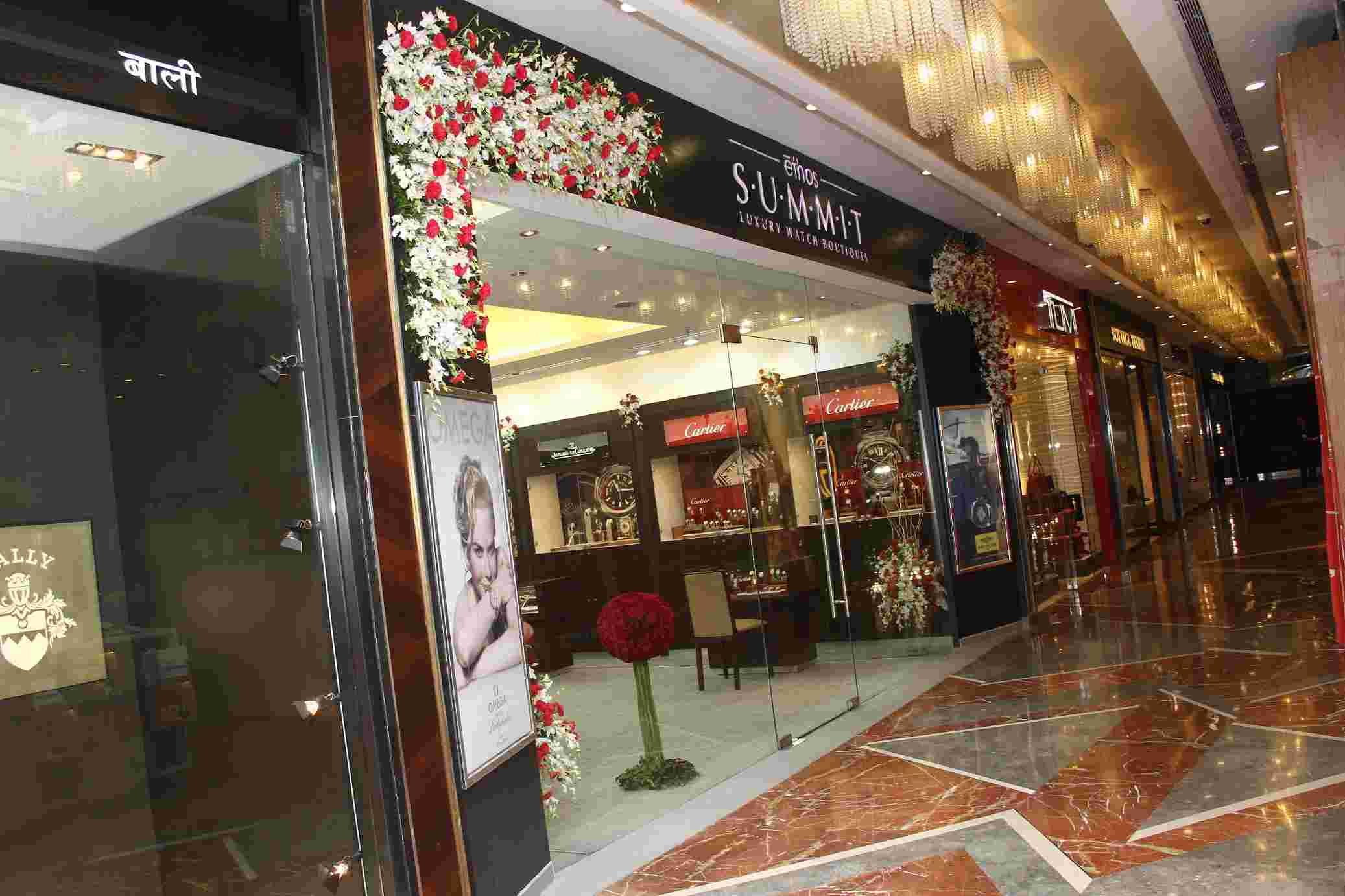 Summit Mall Stores >> Ethos announces opening of new store at Palladium, Mumbai ...