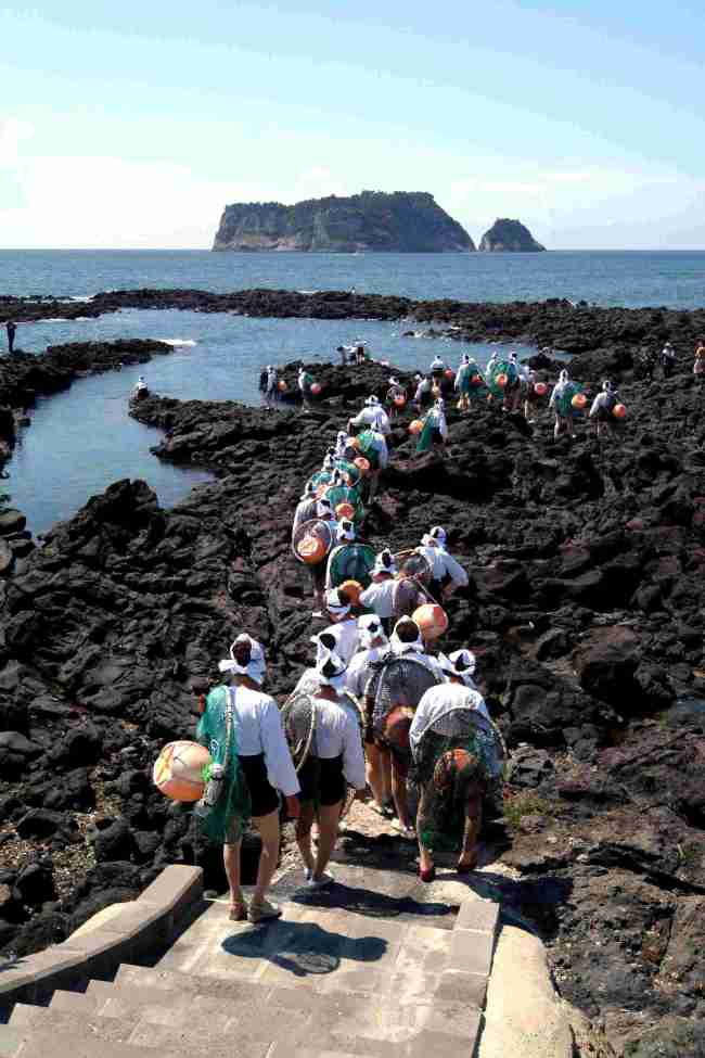 Jeju Island Tour Package From India