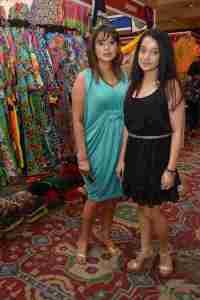 Sanjana Bhutani with her daughter