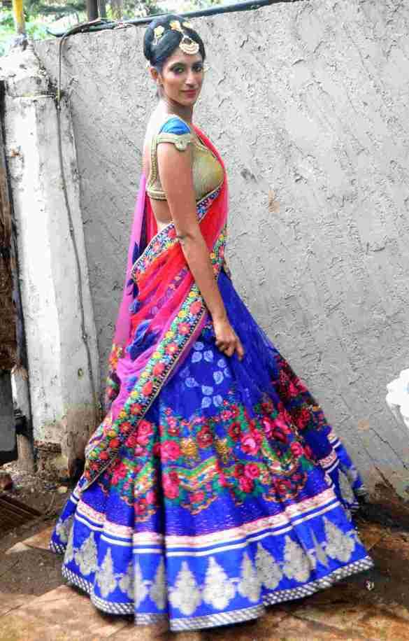 17. Sheela Tiruchi in Rohhit Verma's Outfit DSC_8691
