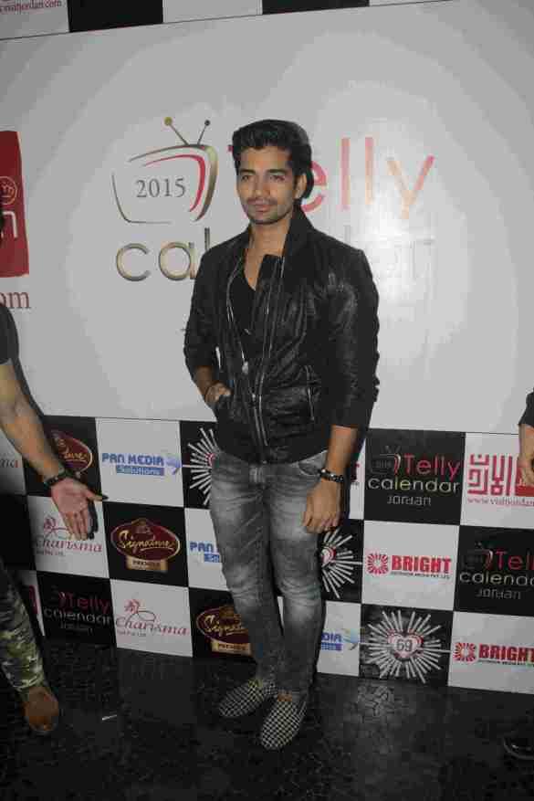 20Vishal Singh@Telly Calendar announcement party