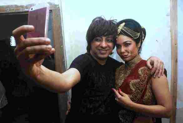 4. Rohhit Verma with Kavitta Verma DSC_9078