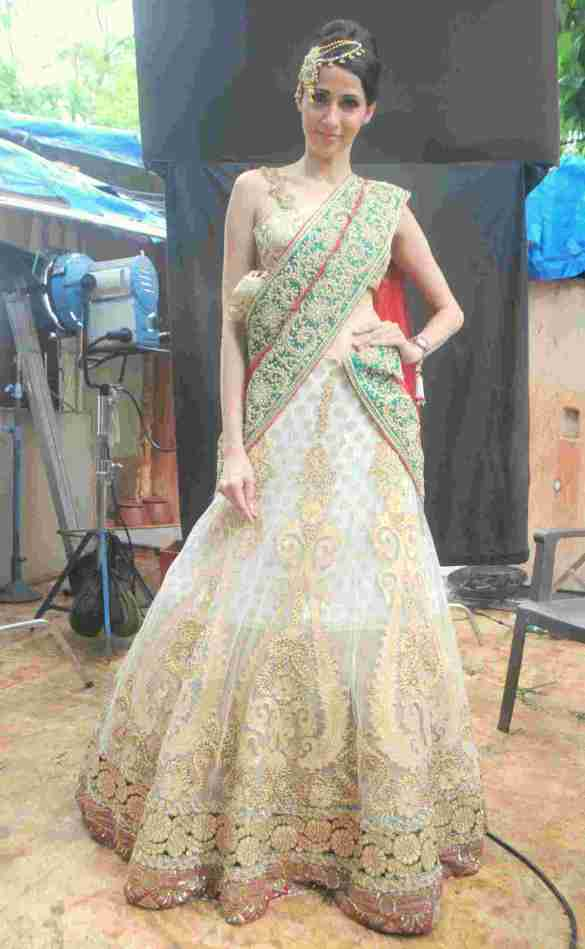 8. Alesia Raut in Rohhit VErma's Outfit DSC_8329