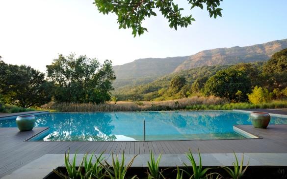 Pool Villa at Hilton Shillim Estate Retreat and Spa
