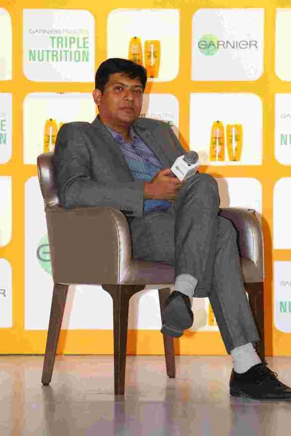 Satyaki Ghosh, Managing Director, L'Oreal India