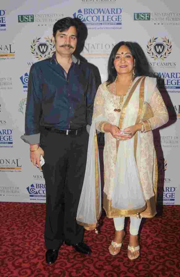 14. Jaspinder Narula with Husband DSC_5521