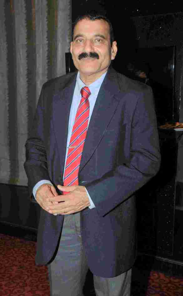 19. Pratap Ramchanda Dighavkar  (Dy. Commissioner of Police, Traffic, Mumbai)  DSC_5806