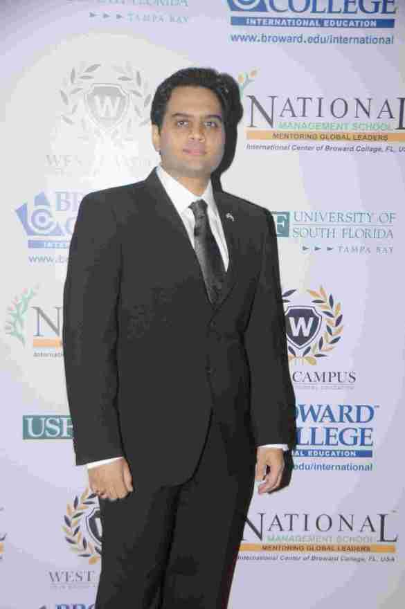 21. Mr. Ravi Whabi (Director,West Campus) DSC_5230