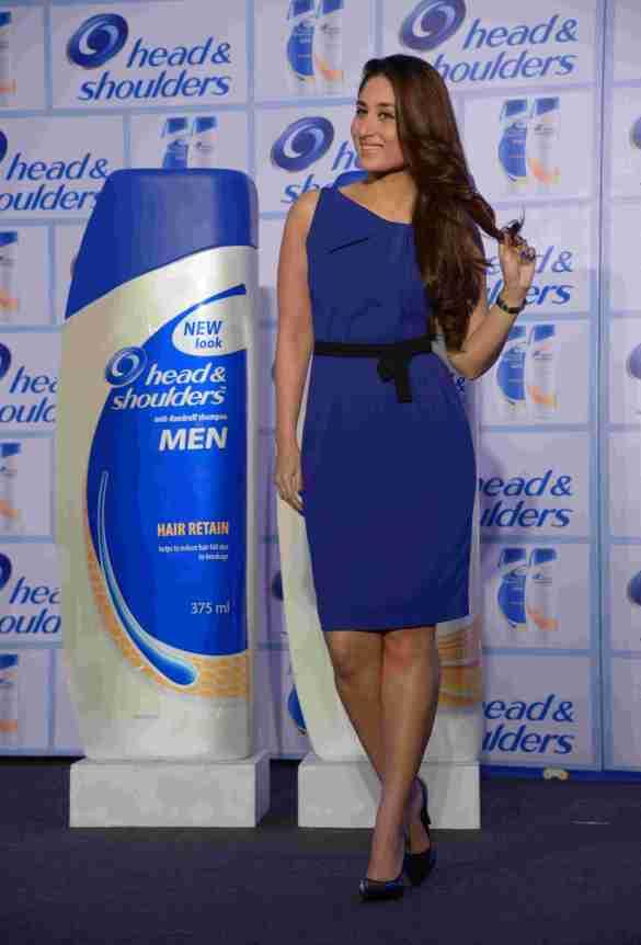 Head & Shoulders Brand Ambassador Kareena Kapoor Khan - 1