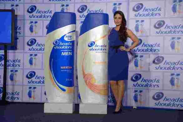 Head & Shoulders Brand Ambassador Kareena Kapoor Khan - 2