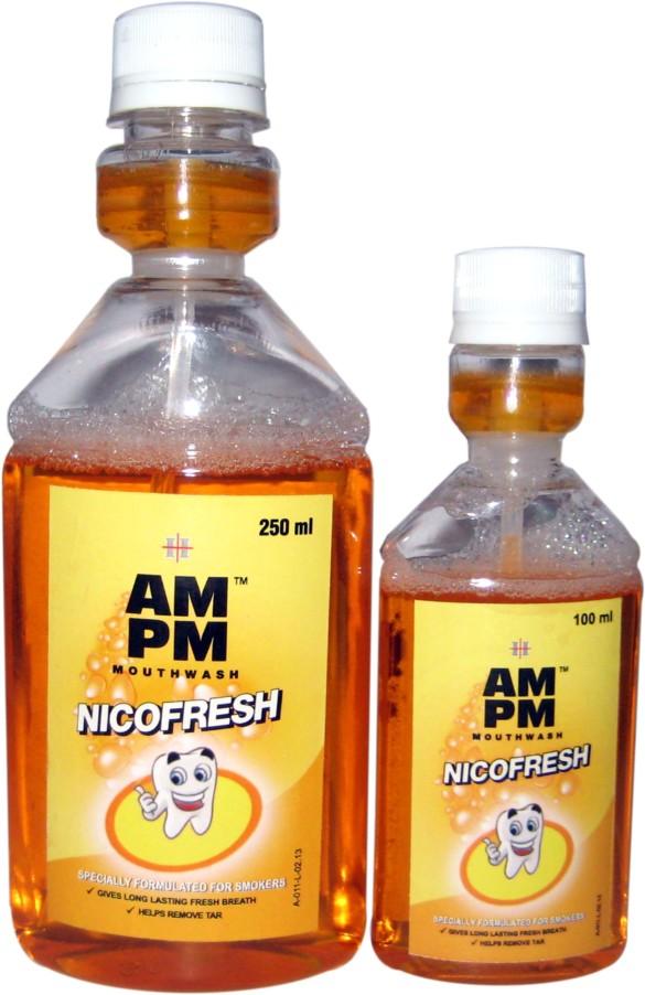 Nicofresh AMPM mouthwash