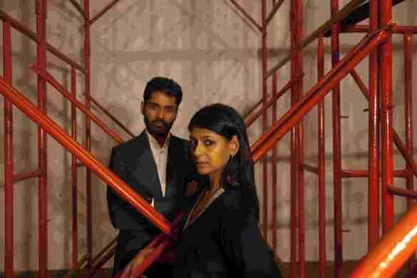 HI RES PHOTO -- Nandita Das and Subodh Maskara in Between the Lines