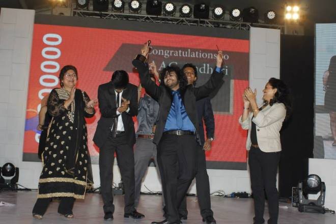 MAAC felicitates talented animators with festive celebration of '24 FPS 2014'