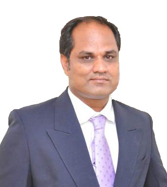 Mr. Riyaz Ahmed CEO MTI