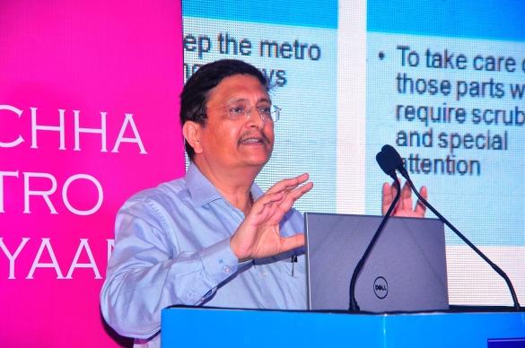 Mr Abhay Mishra, CEO, MMOPL